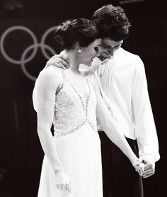 February 22, 2011 marks the one year anniversary of the free dance at the Vancouver Olympics. Tessa Virtue and Scott Moir become the first ...