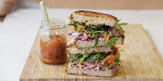 for the chilli relish recipe - The Ultimate Beef Sandwich