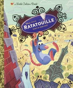 Ratatouille (Disney/Pixar Ratatouille): Amazon.ca: RH Disney: Books