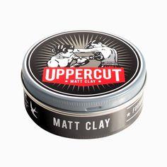Matt Clay Hair Product | Uppercut Deluxe TOP