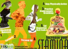 Boost Your Stamina With These Top 10 Home Remedies
