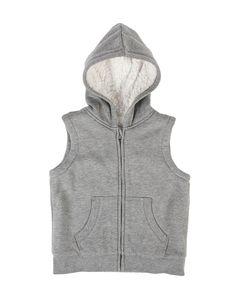 Hooded Sherpa Gilet