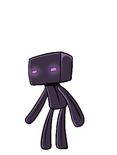 Do you LOVE Minecraft? Here is an easy way to draw an Enderman in just a few simple steps.