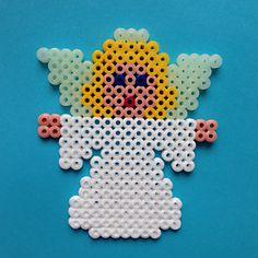 Christmas Engel hama perler beads