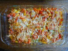 vegetarian casserole, vegetable casserole, zucchini casserole, vegetarian dish, healthy family meal, kids vegetables