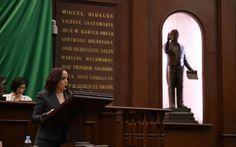 La diputada del PAN presentó ante el pleno del Congreso del Estado una iniciativa de reformas a la Ley de Planeación del Estado; llama a establecer planes de desarrollo a ...