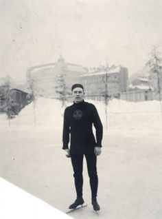 Julius Skutnabb - Hurtigløp på skøyter under Vinter-OL 1924 - Wikipedia