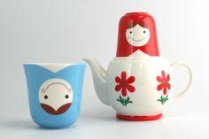 Matroyshka Tea for Two
