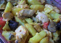 Fırında Sebzeli Tavuk Tarifi Nasıl Yapılır? Doyurucu ve çok lezzetli olan fırında sebzeli tavuk yapılışı çok kolaydır, sebzeler ve tavuk fileto tarifte ki gibi doğranarak karıştırılır fırın tepsisine güzelce dizilerek 170-190 derecede 25-35 dakika pişirilir. Fırında sebzeli tavuk tarifi malzemelerini yazalım tavuk fileto, patates, patlıcan, domates, soğan, mayonez, defne yaprağı, sıvı yağ, pul biber, karabiber […]