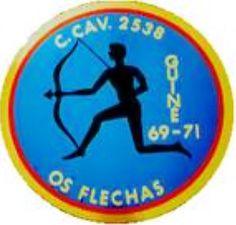 Companhia de Cavalaria 2538 do Batalhão de Cavalaria 2876 Guiné 1969/1971