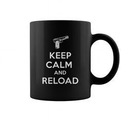 I Love Keep Calm  Keep calm and reload T shirts