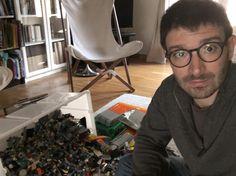 Non ci crederete ma sto lavorando per voi! Oggi alle 16:00 B Corporation Italia per raccontare il nostro modo di essere #BCorp useremo i #Lego...
