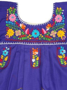 Mexican Dress Pattern : Mexican Design , Mexican Floral Pattern - 375x500 - jpeg