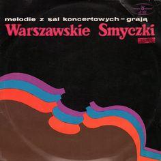 vintage Polish album cover designs