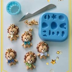 1 million+ Stunning Free Images to Use Anywhere Fondant Cupcake Toppers, Fondant Molds, Porcelain Clay, Ceramic Clay, Cold Porcelain, Fimo Clay, Polymer Clay Crafts, Fondant Animals, Fondant Decorations