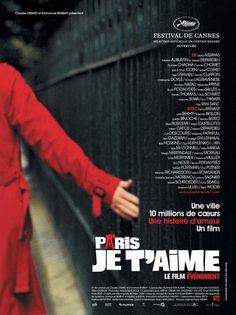 巴黎我愛你 (Paris, je t'aime)
