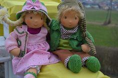 ❀✿❀  RESERVIERT ❀✿❀ von Hermis Puppenstube  - ♥ -  Puppenmachen ist Herzenssache - ♥ - Stoffpuppen zum Liebhaben gemacht ! auf DaWanda.com