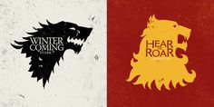 House Stark and House Lannister