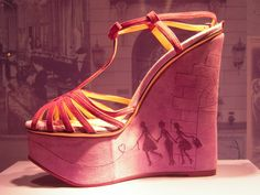 Shoes - The wonderful world of a woman
