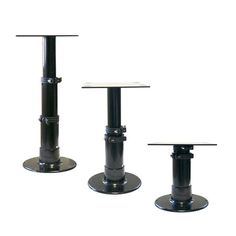 Springfield 3-Stage Air-Powered Table Pedestal
