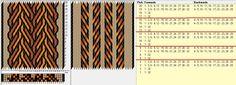 32 tarjetas, 4 colores, repite cada 4 movimientos // sed_969 diseñado en GTT༺❁