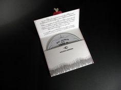 Vintage Letterpress CD/DVD Packaging