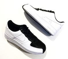 outlet store f529b d1a77 The Nike Air Force 1 07 Premium Yin Yang comes dressed in Black and White  releasing December 2017 at select Nike Sportswear retailers.
