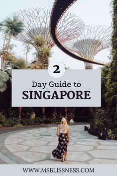 wondering how to spend 2 days in Singapore? Here's the ultimate guide | What to do in Singpore | Where to stay in Singapore | How to get around in Singapore | Things to do in Singapore | Singapore itinerary | 2 day Singapore itinerary #visitsingapore #2daysinsingapore