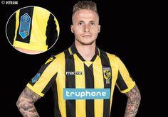 Vitesse 2017/18 Macron Home Kit