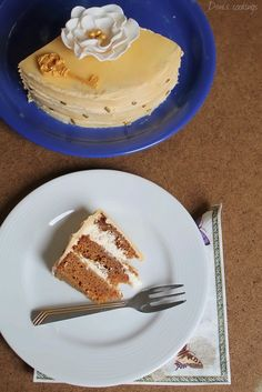 salty caramel golden layer cake - daniscookings.wordpress.com