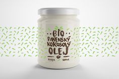 Kospa BIO Virgin Coconut Oil on Packaging of the World - Creative Package Design Gallery