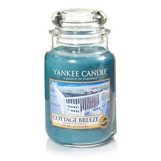 YANKEE CANDLE ~ COTTAGE BREEZE ~*~