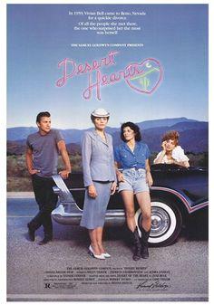 """QC182 - """"Desert Hearts"""" / Donna Deitch 1985 / Drama / (USA)"""