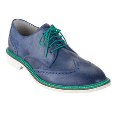 Cole Haan Air Franklin Wing Tip Oxford