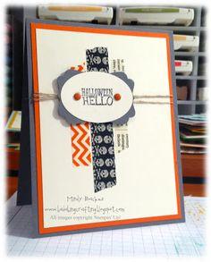 Bada-Bing! Paper-Crafting!: Washi Wednesday