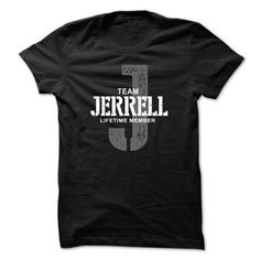 Cool Jerrell team lifetime ST44  T shirts