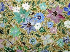 floral mosaics - Google Search