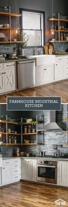 Best Farmhouse Kitchen Lighting #kitchenlighting #farmhouse