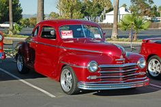 1947 Plymouth | Flickr - Photo Sharing!