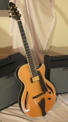 Custom made Benedetto Guitar - Howard Alden 6 String Prototype Hand Made.