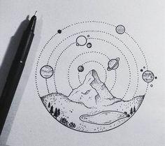 Dibujos y tatuajes