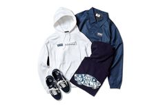 """SOPHNET. and Vans Drop a """"Star Classic"""" Apparel and Footwear Pack"""