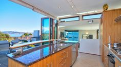 Olive Tree House, Luxury House in Lake Taupo, New Zealand New Zealand Accommodation, Luxury Accommodation, Lake Taupo New Zealand, Amazing Spaces, Olive Tree, Luxury Holidays, Beach House, House Design, Ambition