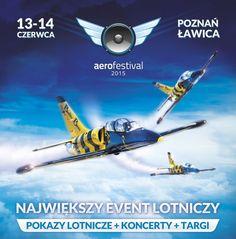 Aerofestival Ławica 2015 Poznań - www.ticketik.pl