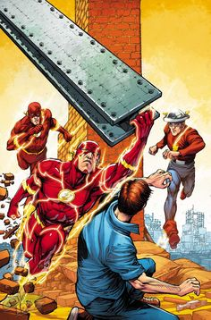 Flash of Three Worlds - Howard Porter