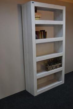 boekenkast maken | Kast | Pinterest | Woodworking, Wood projects and ...