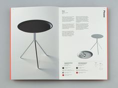 For Desalto's product catalogues, CCRZ realises photo shootings on location and develops concept and graphic design. The brochures are issued on the occasion of the Salone del Mobile in Milan. Client: Desalto Photo: Eugenio Castiglioni Styling: Alessandra Monti Year: 2013 Related projects
