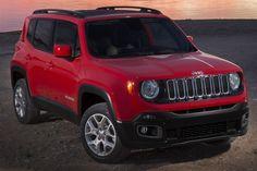 2015 Jeep Renegade El nuevo bebé de la JEEP. Cuándo lo iremos a ver en las calles de Costa Rica?!!