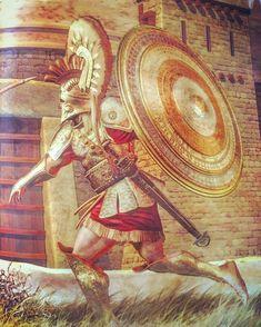 Armatura greca