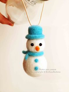 Black Friday Cyber Monday Christmas Ornaments by emhocollections